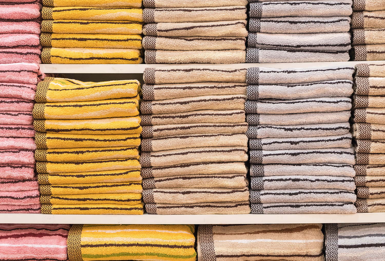 toallas tintoreria industrial
